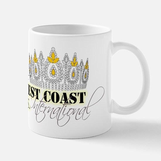 Miss West Coast U.S. International Mug