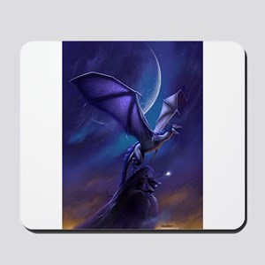 Dragon Flight Mousepad