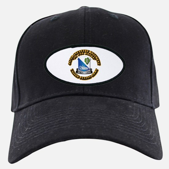 Army - DUI - 442nd Infantry Regt Baseball Hat