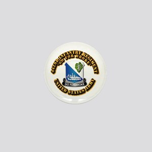 Army - DUI - 442nd Infantry Regt Mini Button