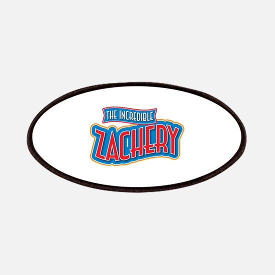 The Incredible Zachery Patches
