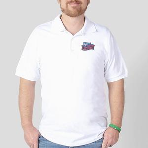 The Incredible Zackery Golf Shirt