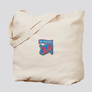 The Incredible Zain Tote Bag