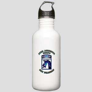 XVIII Airborne Corps - SSI Stainless Water Bottle