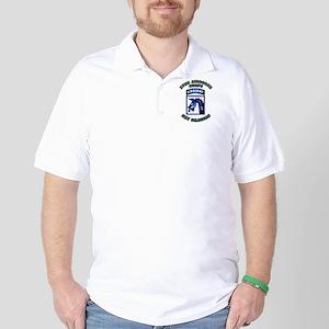 XVIII Airborne Corps - SSI Golf Shirt