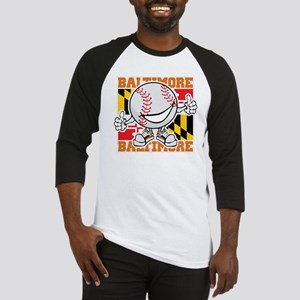 Baseball Dude Baltimore Baseball Jersey