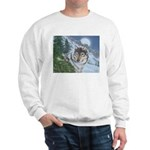 Wolf Moon Rising: Sweatshirt