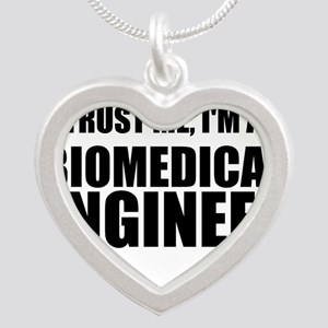 Trust Me, Im A Biomedical Engineer Necklaces