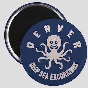 Denver Excursions Magnet