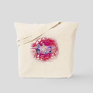 Circuit Notes Tote Bag