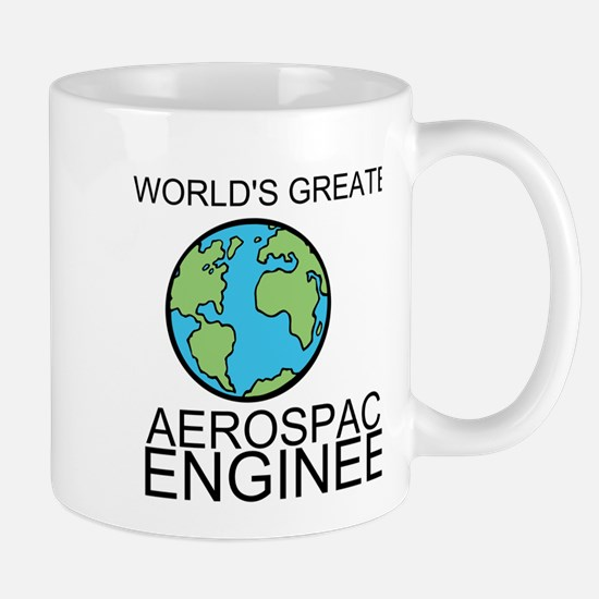 Worlds Greatest Aerospace Engineer Mug