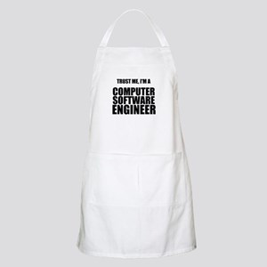 Trust Me, Im A Computer Software Engineer Apron