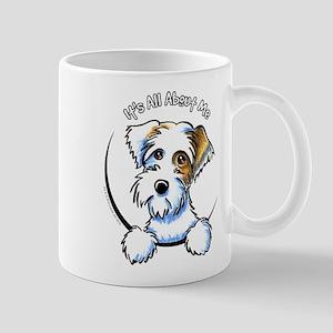 Sealyham Badg IAAM Off-Leash Art™ Mug