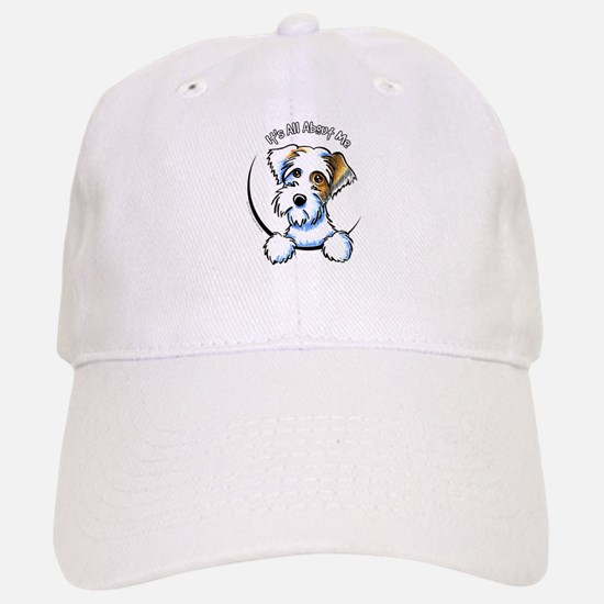 Sealyham Badg IAAM Off-Leash Art™ Baseball Baseball Cap
