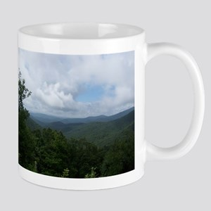 Blue Ridge Parkway - Asheville, NC Mug