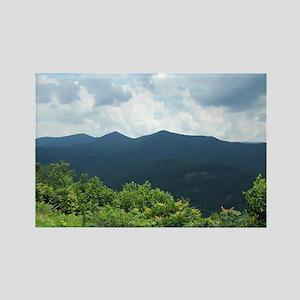 Blue Ridge Parkway near Asheville, North Carolina