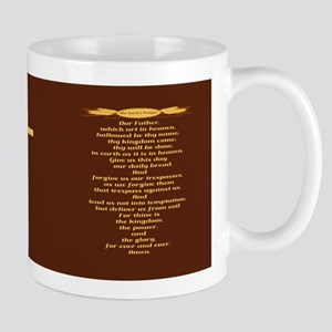 The Lords Prayer Wheat Mug