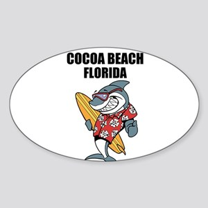 Cocoa Beach, Florida Sticker