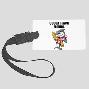 Cocoa Beach, Florida Luggage Tag
