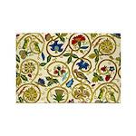 Elizabethan Swirl Embr Rectangle Magnet (100 pack)