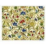 Elizabethan Swirl Embroidery Small Poster
