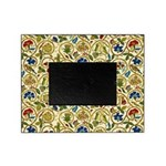 Elizabethan Swirl Embroidery Picture Frame