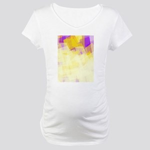 Gauze - An Abstract Illustration Maternity T-Shirt
