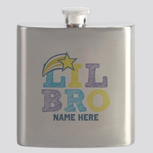 Add Name Lil Bro Flask