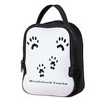 Woodchuck Tracks Neoprene Lunch Bag