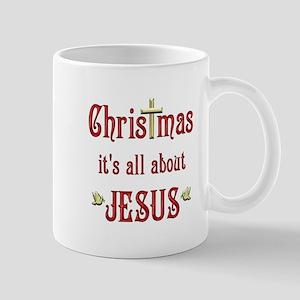 Christmas Doves Mug