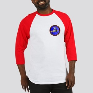 Star Fleet Command Baseball Jersey