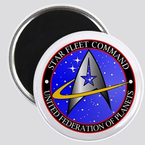 Star Fleet Command Magnet