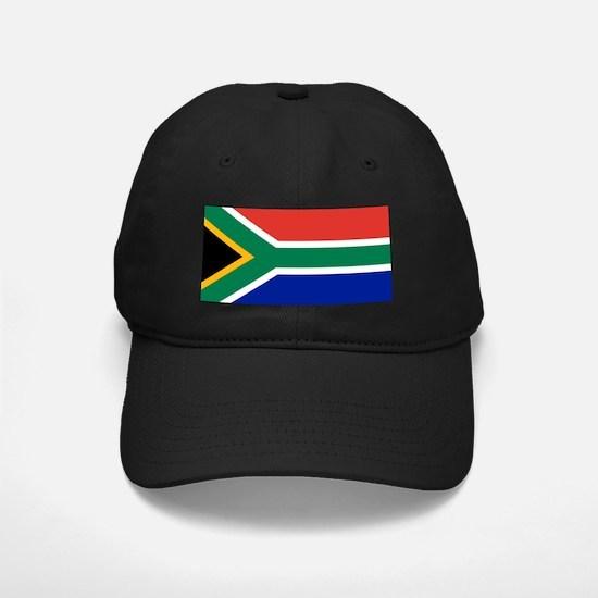 Flag South Africa Baseball Hat
