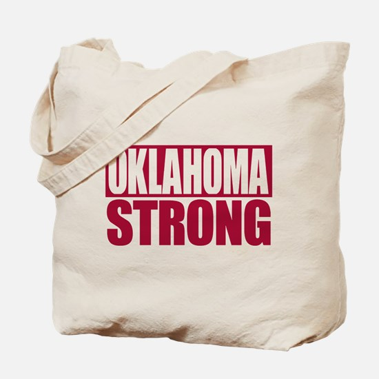Oklahoma Strong Tote Bag