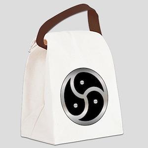 BDSM symbol Femdom Canvas Lunch Bag