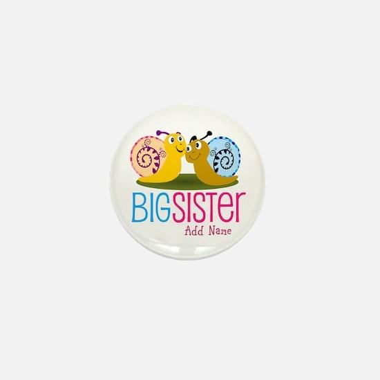 Add Name Big Sister Mini Button