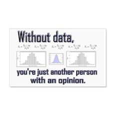Without Data... Wall Decal