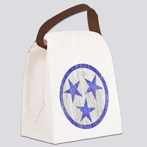 Aged Tennessee Canvas Lunch Bag
