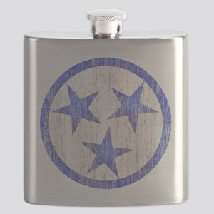 Aged Tennessee Flask