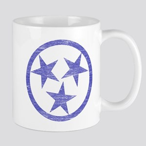 Faded Tennessee Blues Mug