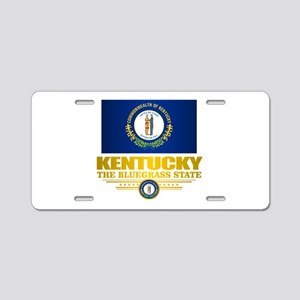 Kentucky Pride Aluminum License Plate