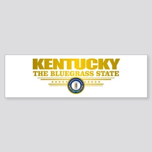 Kentucky Pride Bumper Sticker