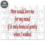 Femdom fetish Puzzle