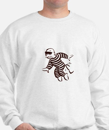 get out of jail now Sweatshirt