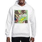 Rubber Chicken First Aid Hooded Sweatshirt