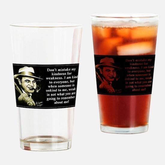 Cute Jail Drinking Glass
