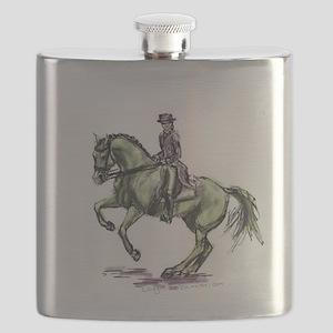 Dressage Flask