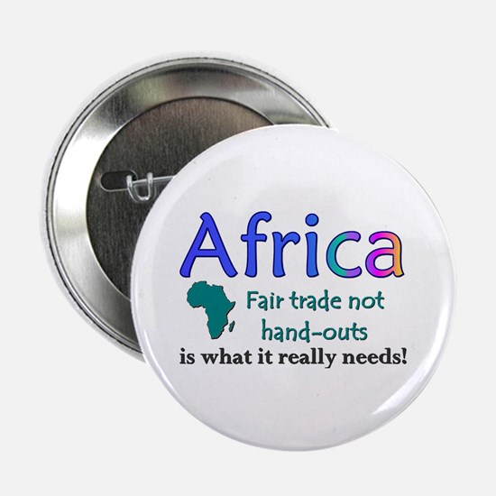 """Afrogoodies 2.25"""" Button (10 pack)"""