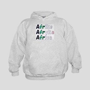 Afrogoodies Kids Hoodie