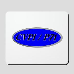 CVPI / P71 Mousepad